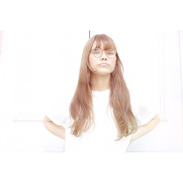 メガネ 前髪2