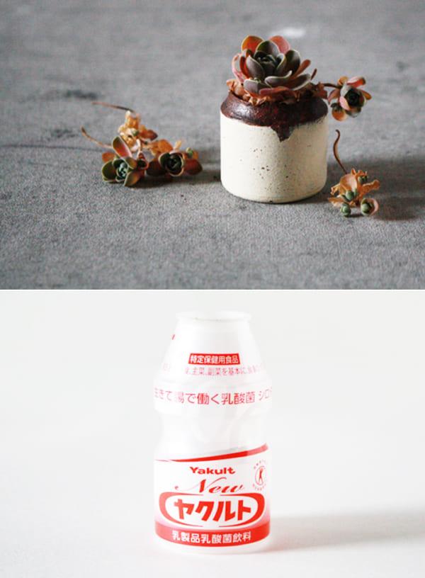 リメイク 食品の空き容器4