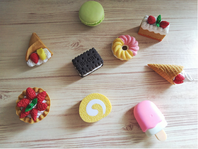 FLET'S お菓子モチーフ