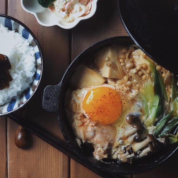 卵を使った人気レシピ 汁物6