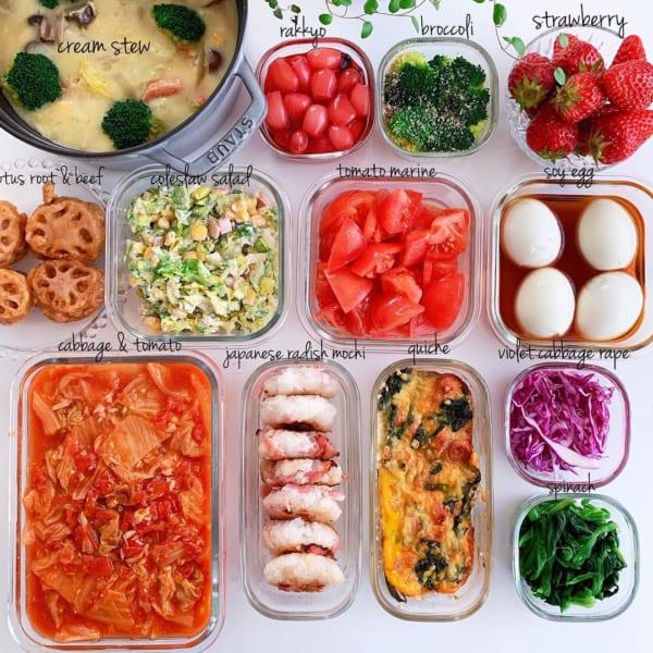 朝食 作り置き レシピ7