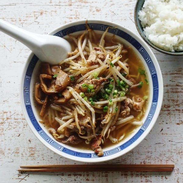 豚肉 簡単レシピ 中華風4