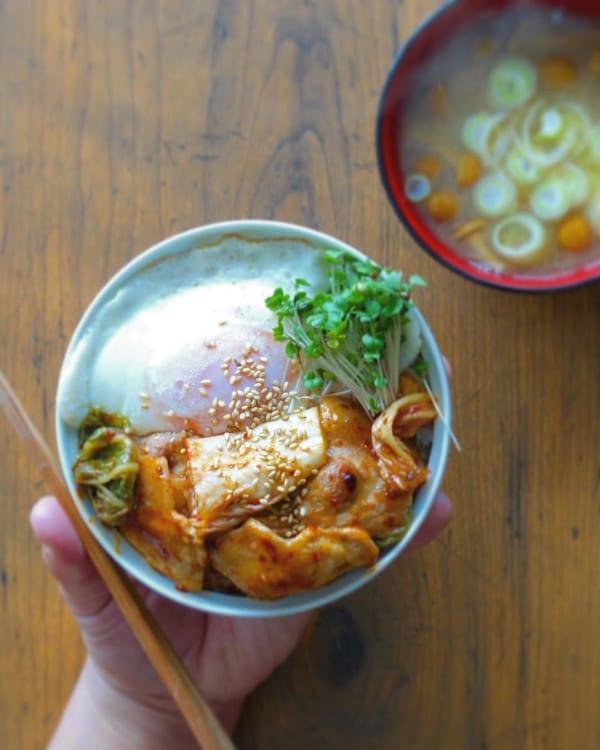 豚肉 簡単レシピ 韓国風2