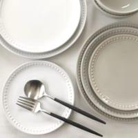 【ダイソー・セリア】で発見!おしゃれな食器でテーブルを華やかに♡