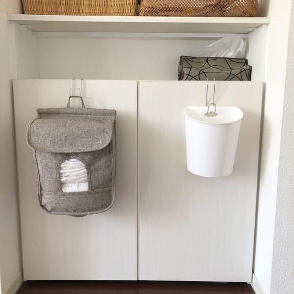 壁かけゴミ箱