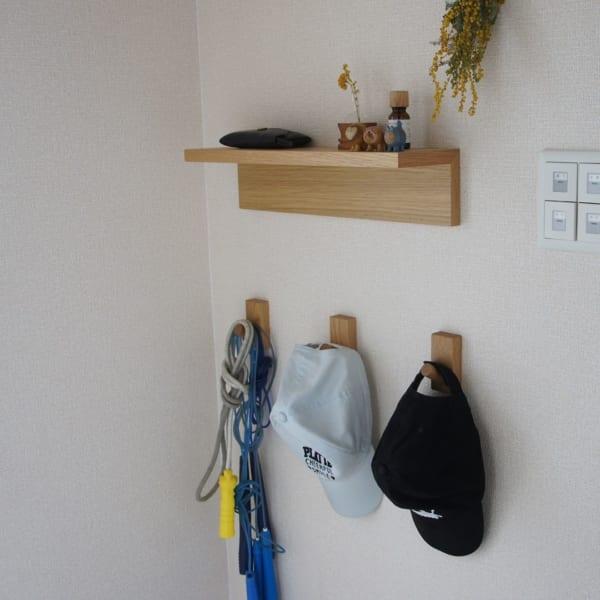 「壁に付けられる家具」シリーズ