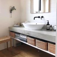 個性溢れる洗面所のインテリア特集☆シートやタイルを利用したリメイク術もご紹介します♪