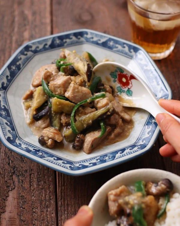 豚肉 簡単レシピ 中華風14
