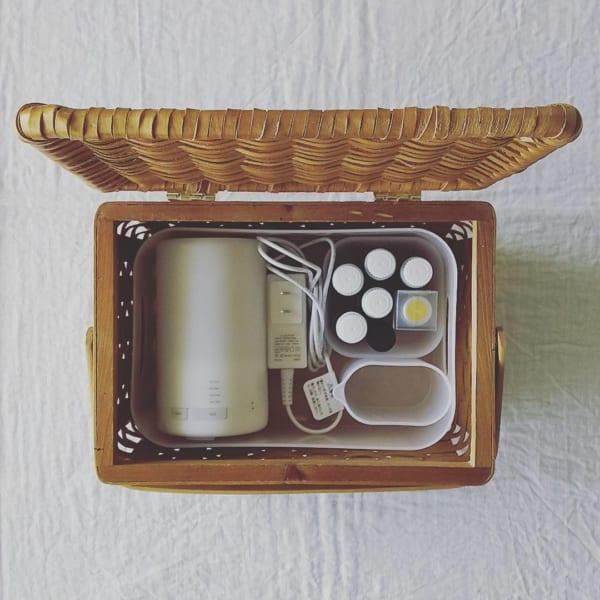 【無印】のPPメイクボックス2