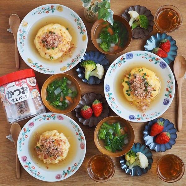 朝食 簡単レシピ ごはん8