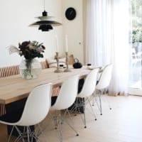 【海外インテリア実例】ノルウェー在住《Sofie》さんのシンプル空間&テーブルコーデ