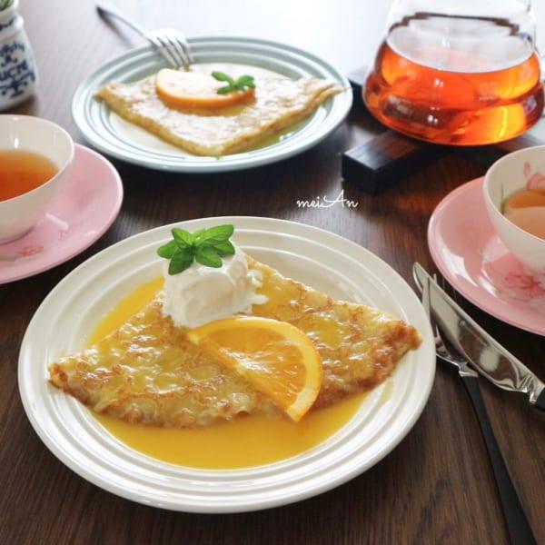 卵を使った人気レシピ スイーツ8