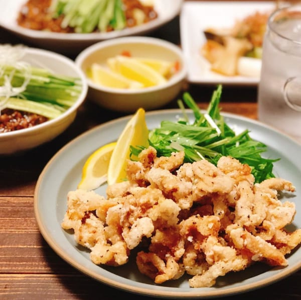 揚げ物 レシピ 肉系9