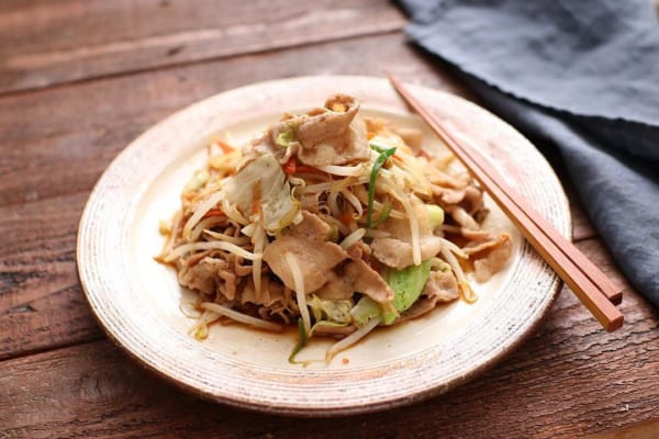 豚肉 簡単レシピ 中華風17