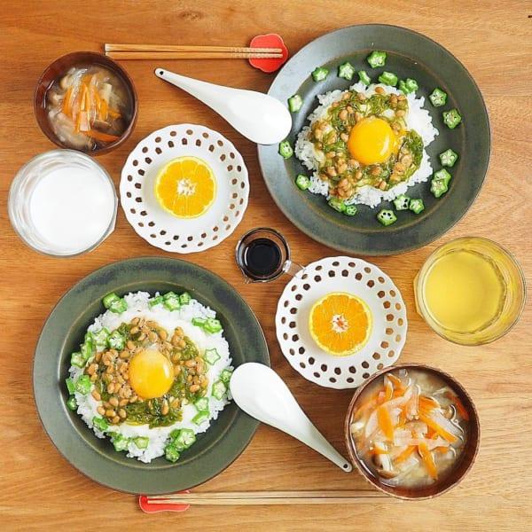 ワンプレート ランチ 丼7