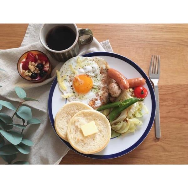 朝食 簡単レシピ 卵7