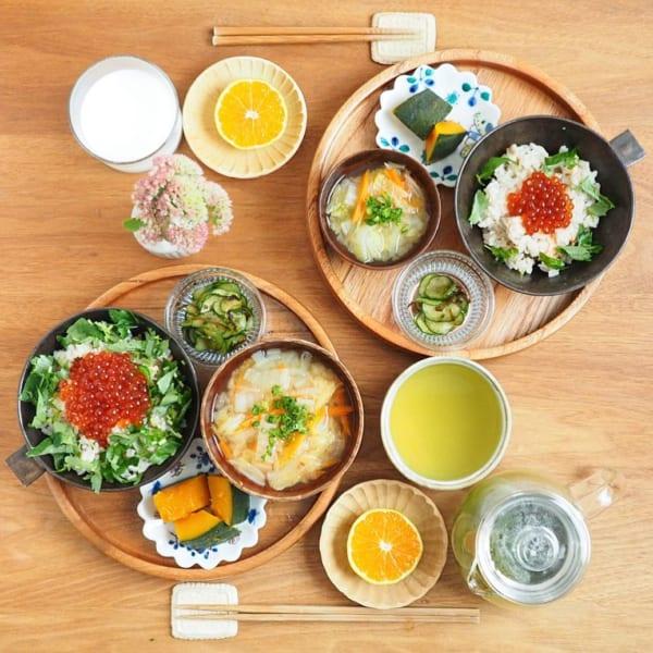 ワンプレート ランチ 丼8
