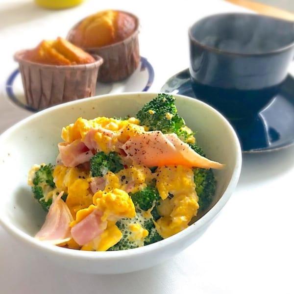 朝食 簡単レシピ 卵8