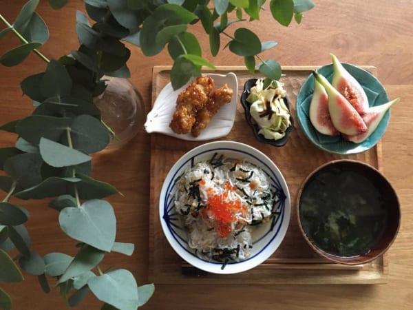 ワンプレート ランチ 丼9