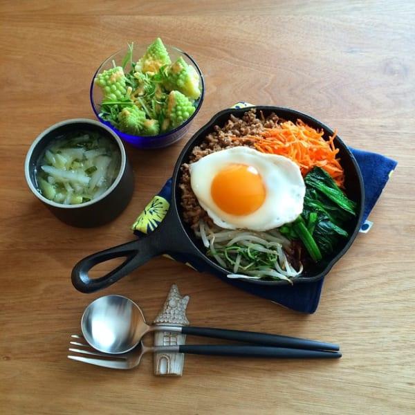 ワンプレート ランチ 丼10