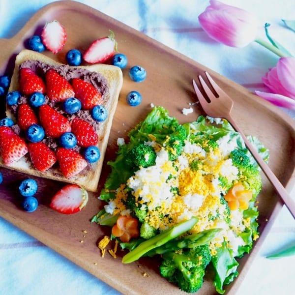 朝食 簡単レシピ 卵10