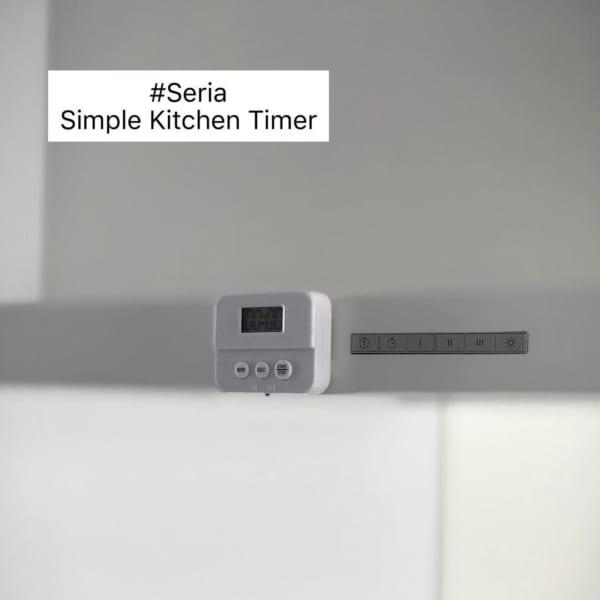キッチンタイマー2