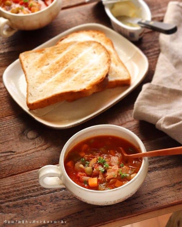 朝食 簡単レシピ スープ お味噌汁