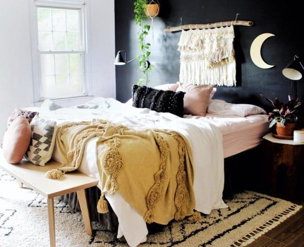 海外のベッドルームインテリア9