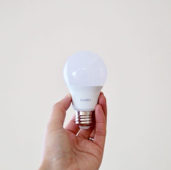 省エネ時代に選びたい一品【LED電球】