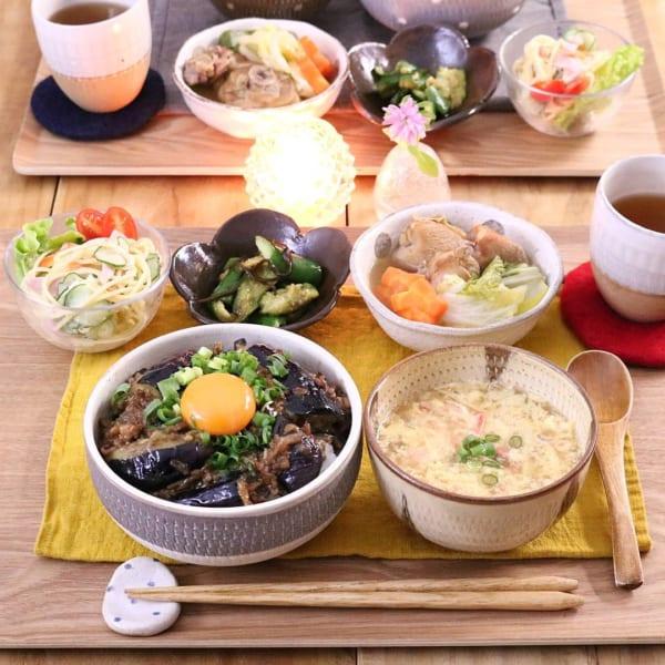 ワンプレート ランチ 丼6