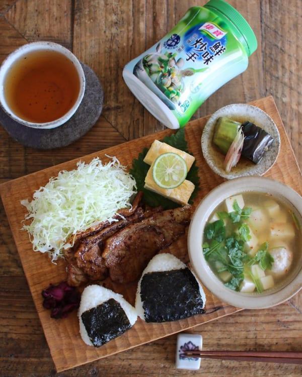 朝食 簡単レシピ スープ お味噌汁5