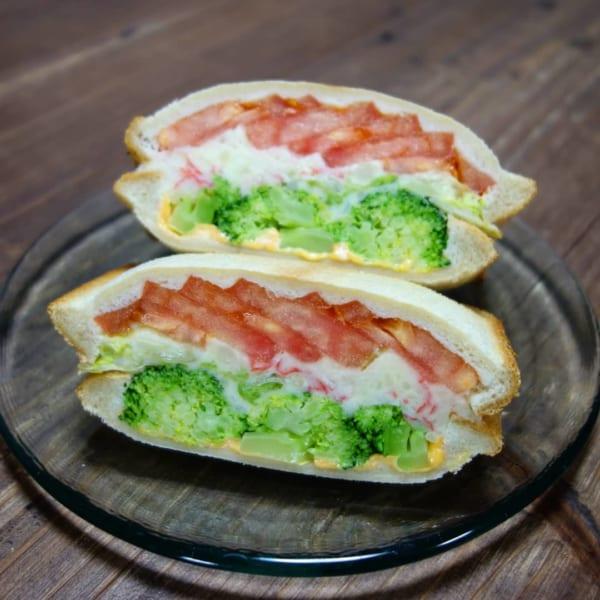 朝食 簡単レシピ パン10