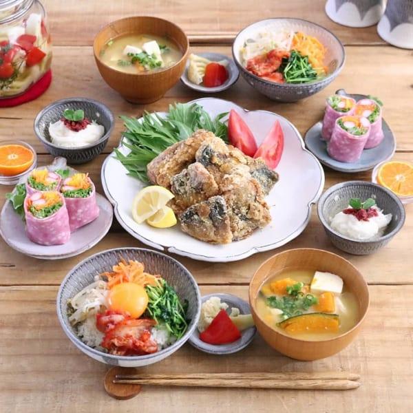 揚げ物 レシピ 魚介系2