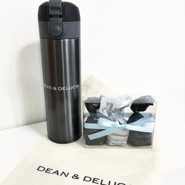 DEAN&DELUCAのドリンクボトル