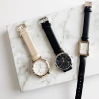 《ダイソー・セリア・キャンドゥ》の時計特集!高見えでシンプルなデザインが魅力的♪