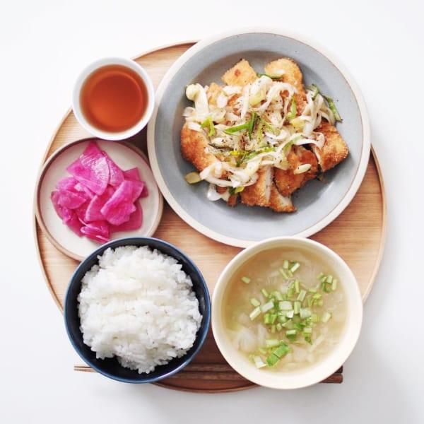 朝食 簡単レシピ スープ お味噌汁6