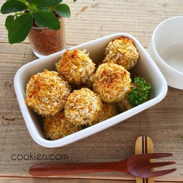 揚げ物 レシピ 魚介系4