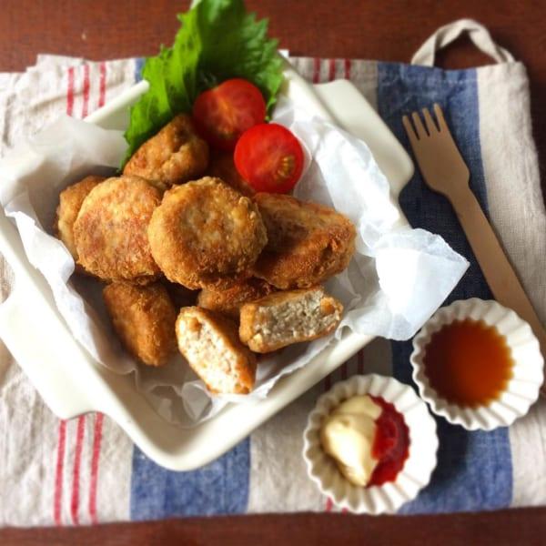 揚げ物 レシピ 魚介系5