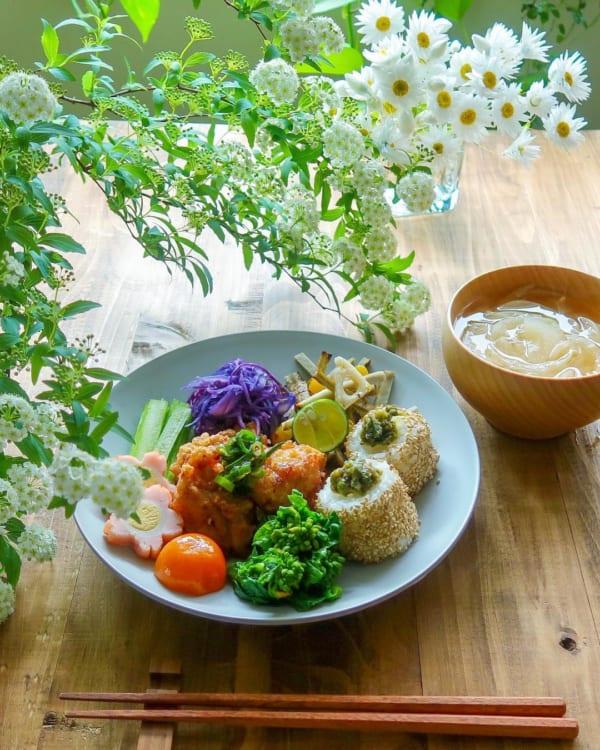 ワンプレート ランチ 和食
