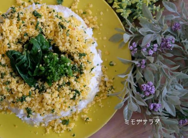 卵を使った人気レシピ 副菜6