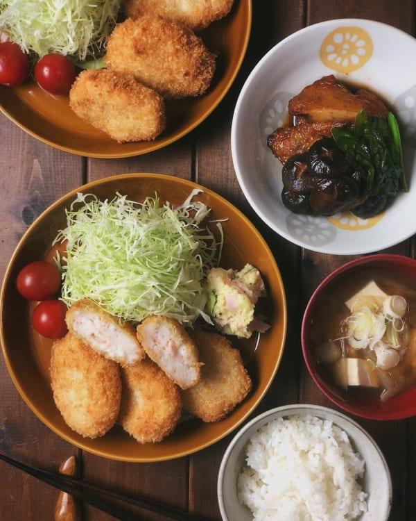 揚げ物 レシピ 魚介系7