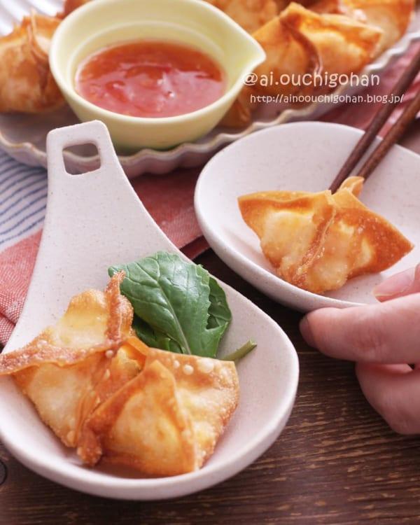 揚げ物 レシピ 魚介系8