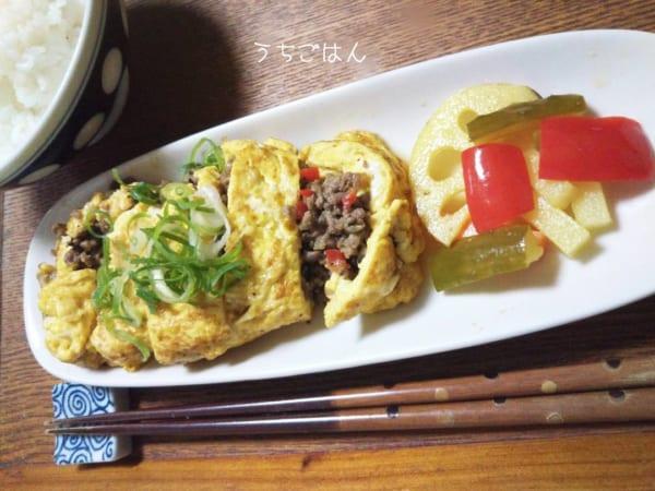 卵を使った人気レシピ 副菜8