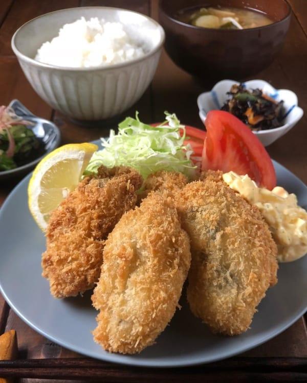 揚げ物 レシピ 魚介系9
