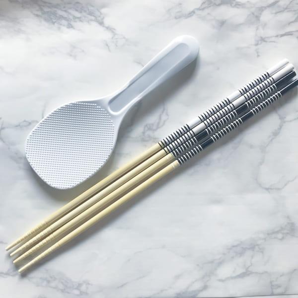 セリアのおしゃれな菜箸