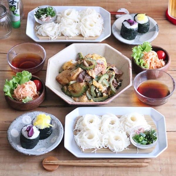 ワンプレート ランチ 和食4