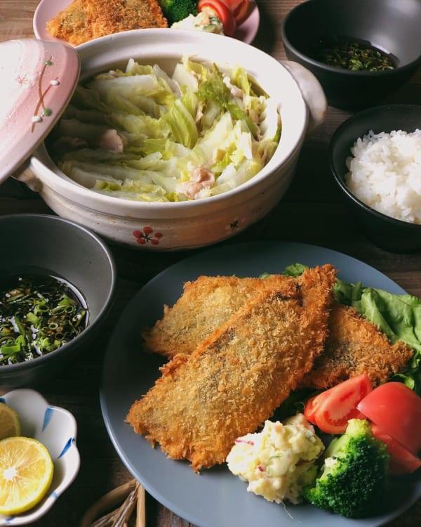揚げ物 レシピ 魚介系10
