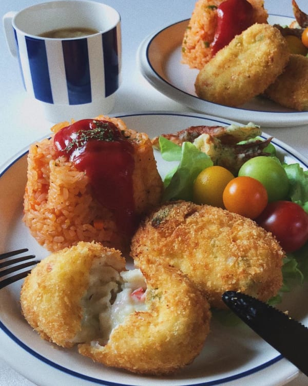 揚げ物 レシピ 魚介系11