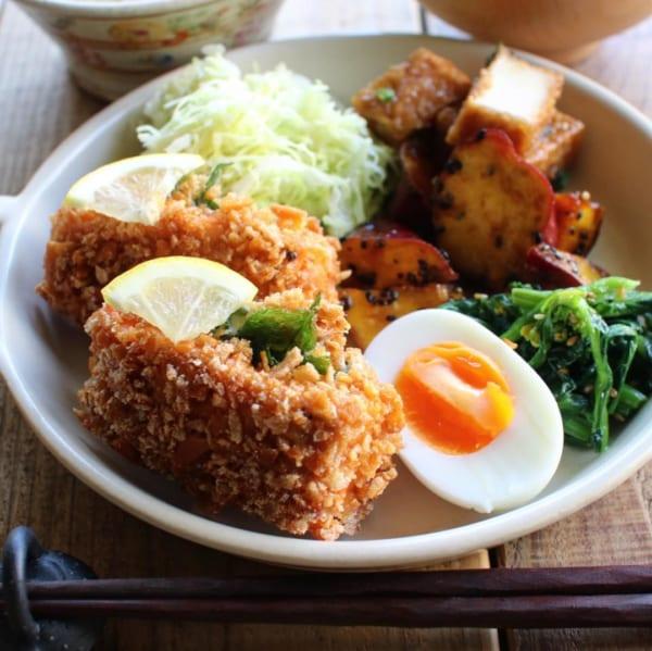 揚げ物 レシピ 魚介系12
