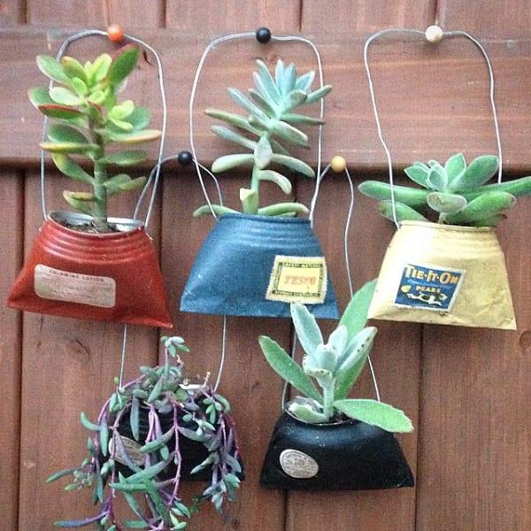 オシャレな観葉植物の飾り方15